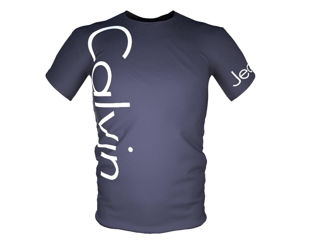 t shirt 3d max