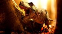 scene dinosaur animation c4d