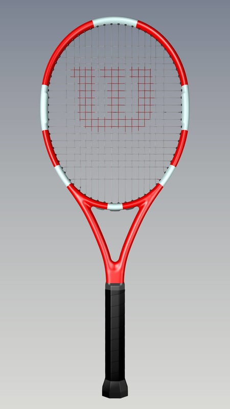 racket tennis wilson 3ds