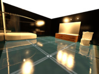 3ds max bathroom toilet photometric