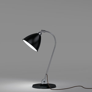 3d bestlite bl2 table lamp model