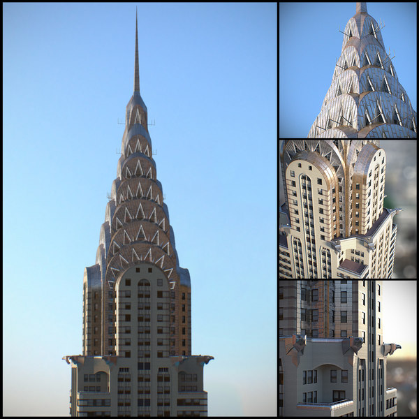 chrysler building max