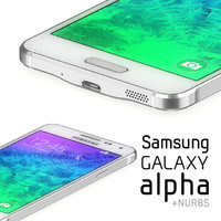 3d samsung galaxy alpha