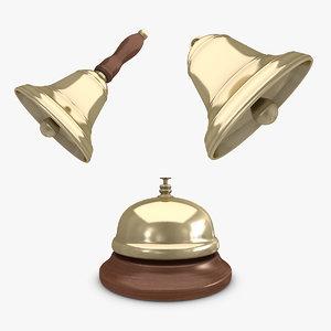 3d bell set