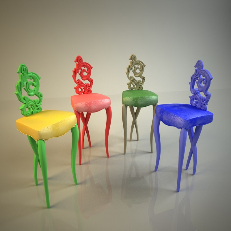 max exotic chairs