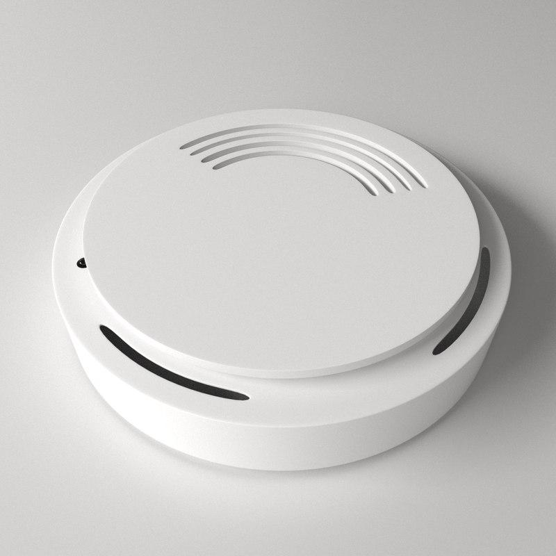 3dsmax smoke detector v2