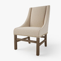 Restoration Hardware Nailhead Chair