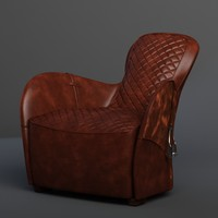 Saddle Easy Chair