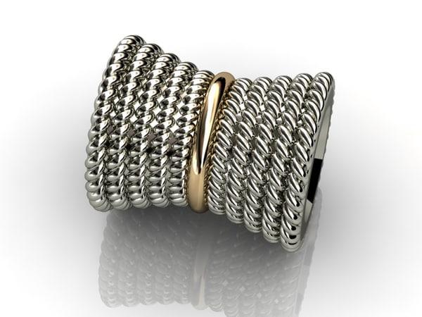 charms pendants 3ds