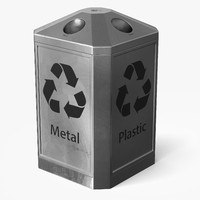 3ds max recycling bin