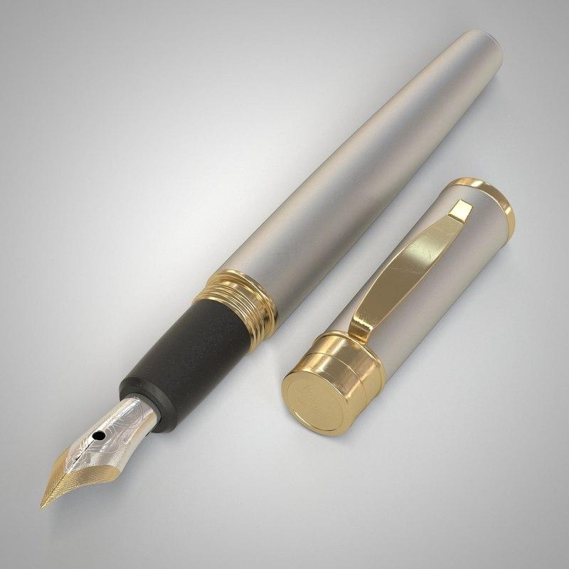 fountain pen 3ds