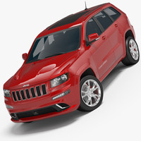 Jeep Grand Cherokee SRT 8