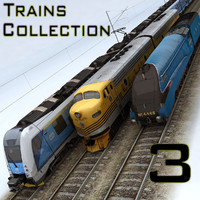 Trains Collection 3