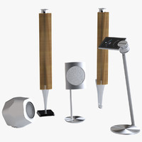 Bang & Olufsen Audio System