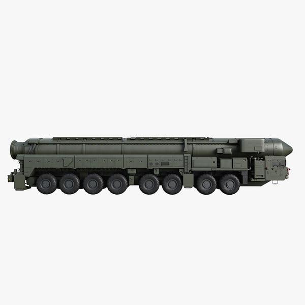 max topol-m missile