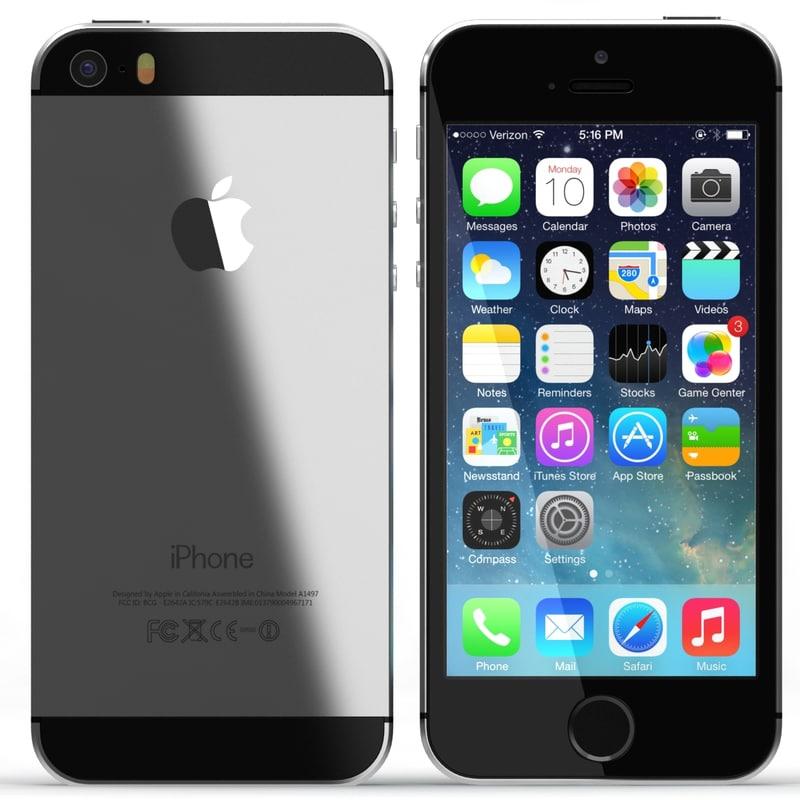 max iphone 5s m