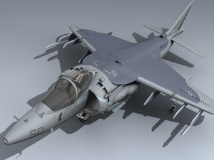 max av-8b harrier ii