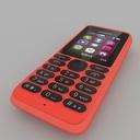 Nokia 130 3D models