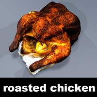 Roasted Chicken Textured