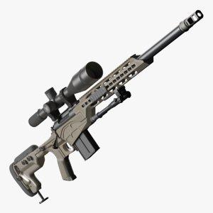 3d new kimber advanced tactical model