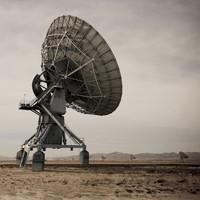 large array radio telescope 3d ma