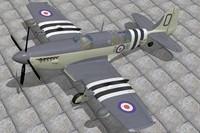 3d fairey firefly model