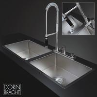 dornbracht - kitchens 3d model