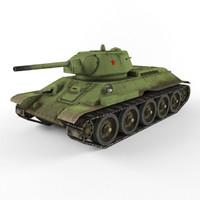 T34 1942