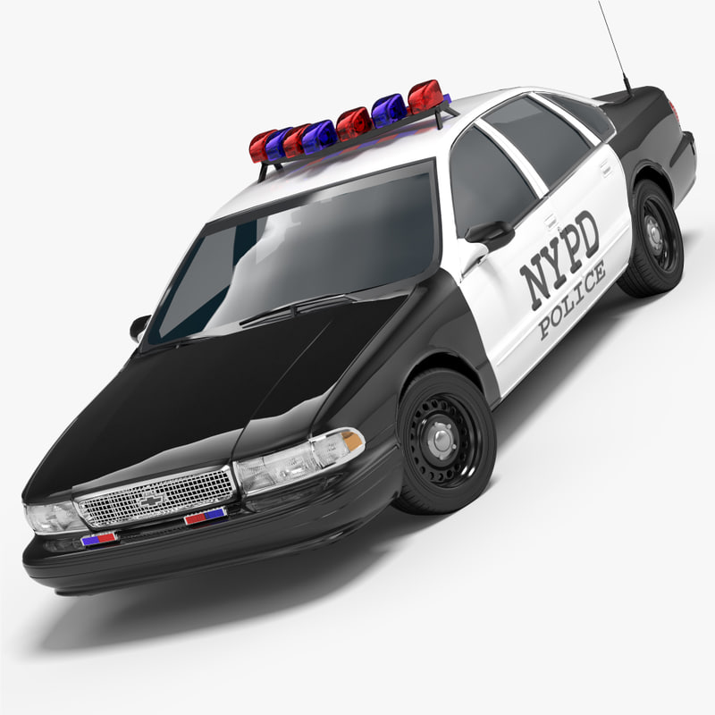 max chevrolet impala police