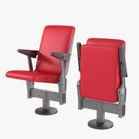 Figueras 5050 Minisport Arena Chair