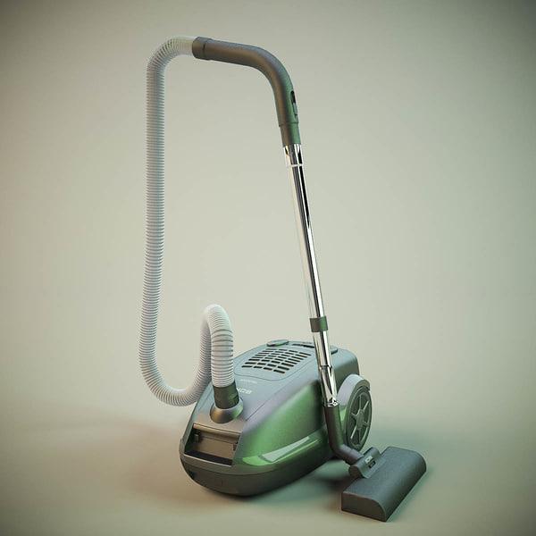 vacuum cleaner bork 1800 3d 3ds