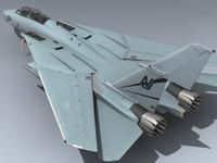 Super Tomcat F-14D (VF-124)