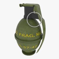 Grenade M26