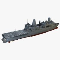 LPD27 USS Portland