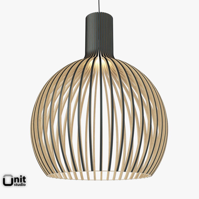 3d octo 4240 light secto model