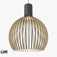 Octo 4240 pendant light by Secto design