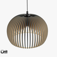 Atto 5000 pendant light by Secto design