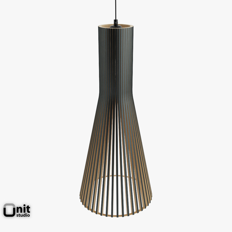 3d model of secto 4200 light design