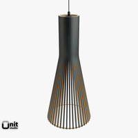 Secto 4200 pendant light by Secto design