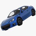 BRZ 3D models