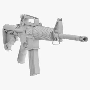 max carbine m4a1 materials
