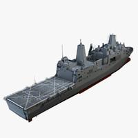 USS Portland LPD27