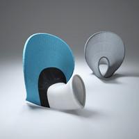 creative-rocking-chair 3d max
