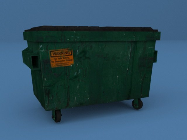 dumpster max