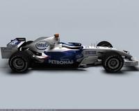 Sauber F1.07