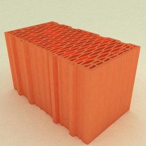 bricks 3d 3ds