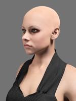 3d model character running