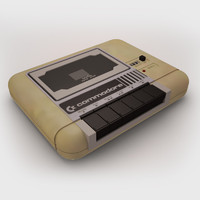 3ds max commodore datasette