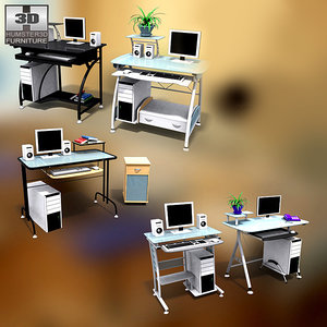 3ds max office set 13