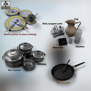 maya kitchenware plates pans
